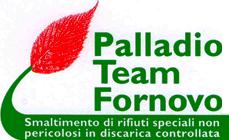 Palladio Team Fornovo Logo